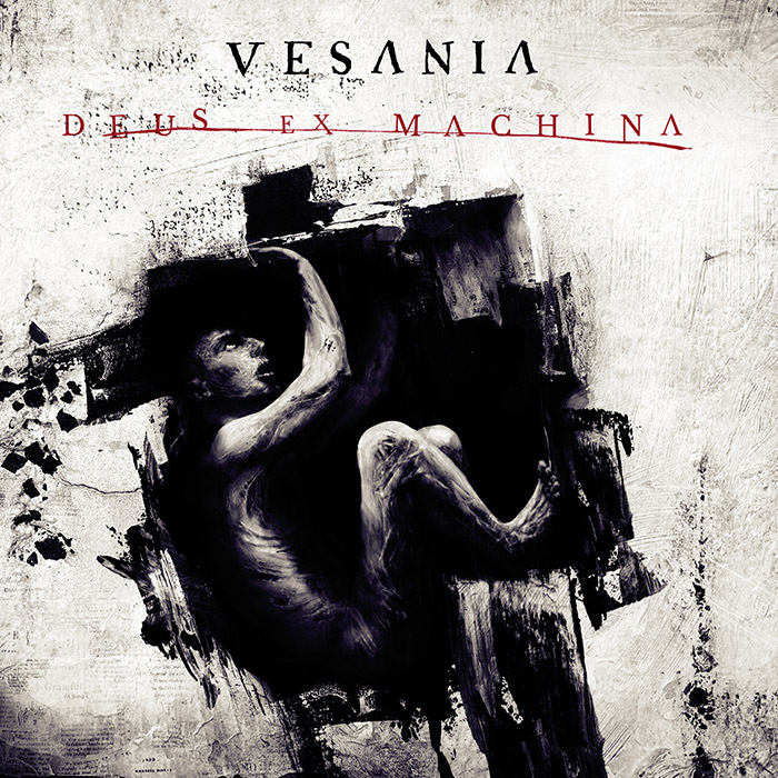 Deus Ex Machina front cover